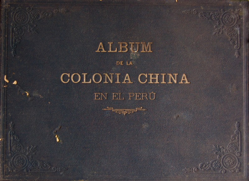 1- Cover of The Chinese Colony in Peru