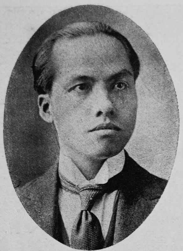 19-Cesareo Chin Fuksan, Manager of Wing On Chong & Co. (永案昌) of Lima