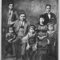 39-Antonio Man Sen, principal shareholder and Director of Joy Fung & Co. of Trujillo,  and family